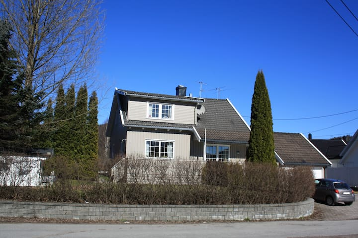Room in House close to Kristiansand - Mosby - Maison