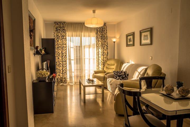 Apartament a 20min de Sierra Nevada - Cenes de la Vega - Daire