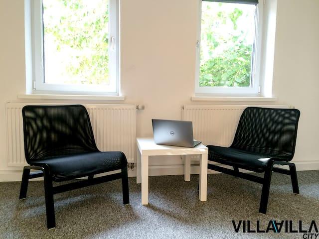 VILLAVILLA CITY AALEN! Mitten in der Stadt! CENTER - Aalen - Huis