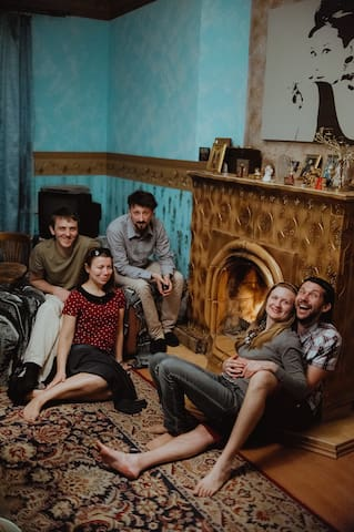 "Коттедж ""Принцесса Греза"" - Hrodna - Rumah"