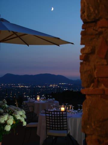 Tenuta San Pietro Hotel&Restauran miniappartamento - Capannori - Appartement
