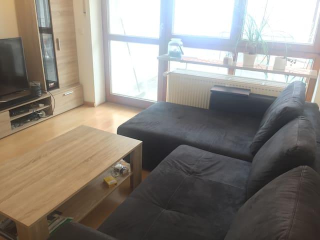 Wohnung mit Balkon in Top Lage - Landshut - Квартира