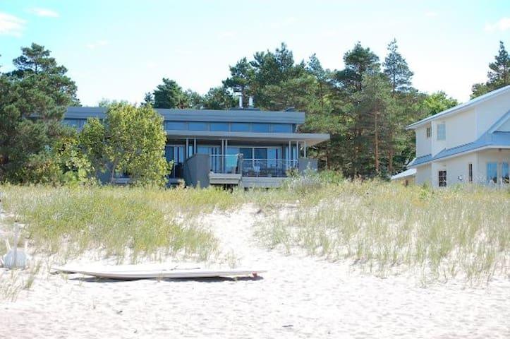 Sandy Beach right on Georgian Bay - Tiny - Srub
