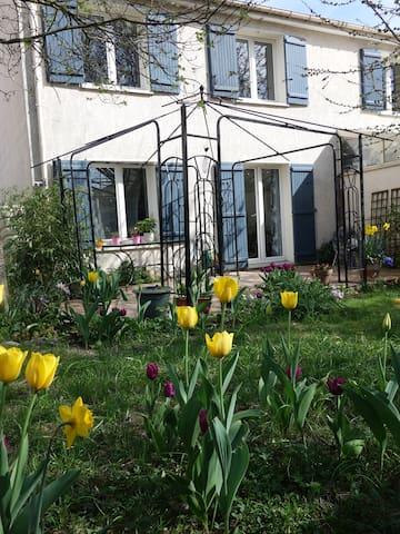House in quiet neighborhood - Sevran - Casa