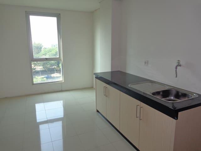 Apartemen Habitat at Karawaci Tangerang - Kelapa Dua - Apartamento