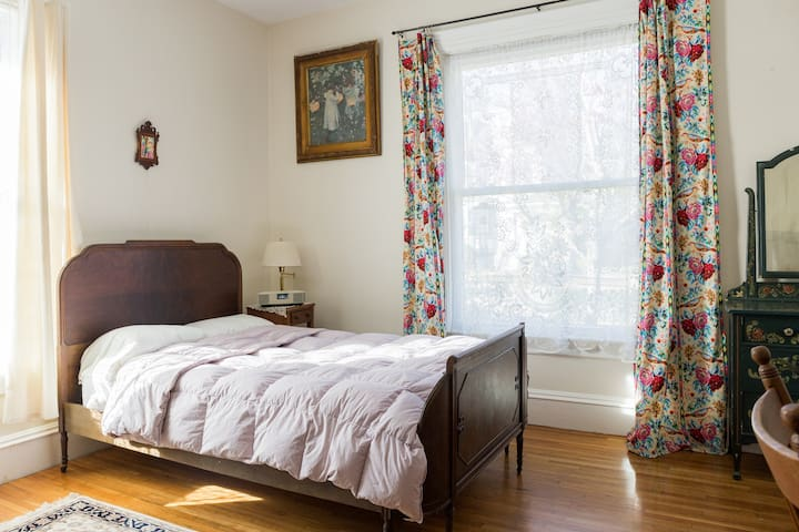 Large Private room in Savin Hill - Boston - Bed & Breakfast
