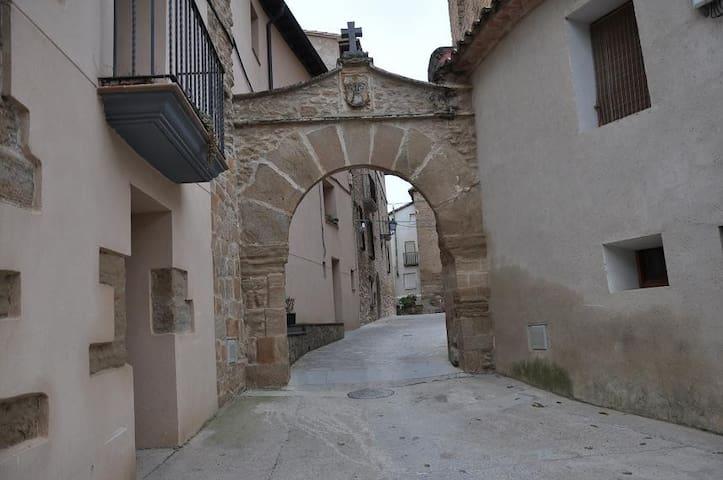 """Aparto Rural Tourism """"CASA Purroy"""" - El Grado"""