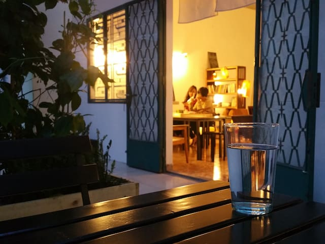 Couple room in Bookstore (#202) - Ho Chi Minh City - Huis