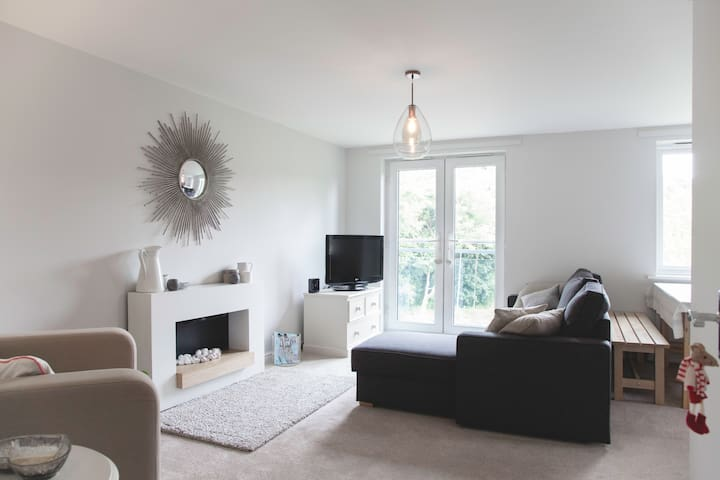 Modern apartment close to Sevenoaks station - Sevenoaks - Appartement