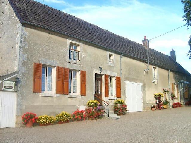 CHAMBRE D HÔTE   ARMALOU POUILLY SUR LOIRE - Pouilly-sur-Loire - Bed & Breakfast