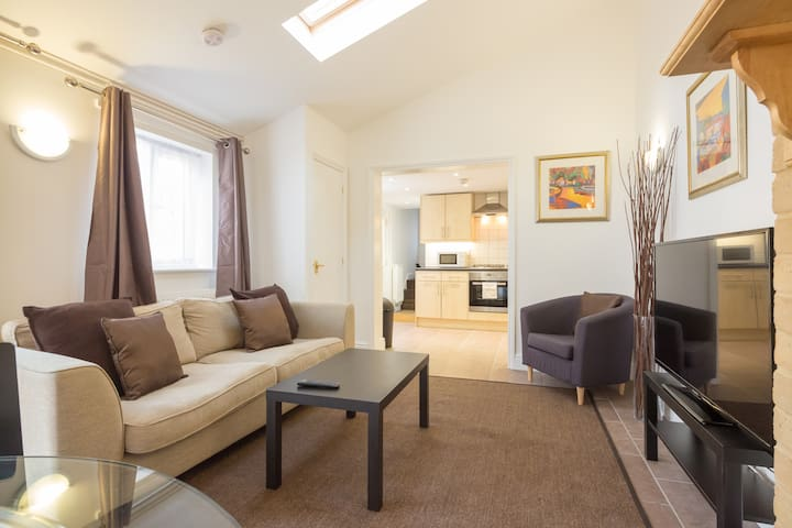 Cambridge Bath House - Waterbeach - Apartemen