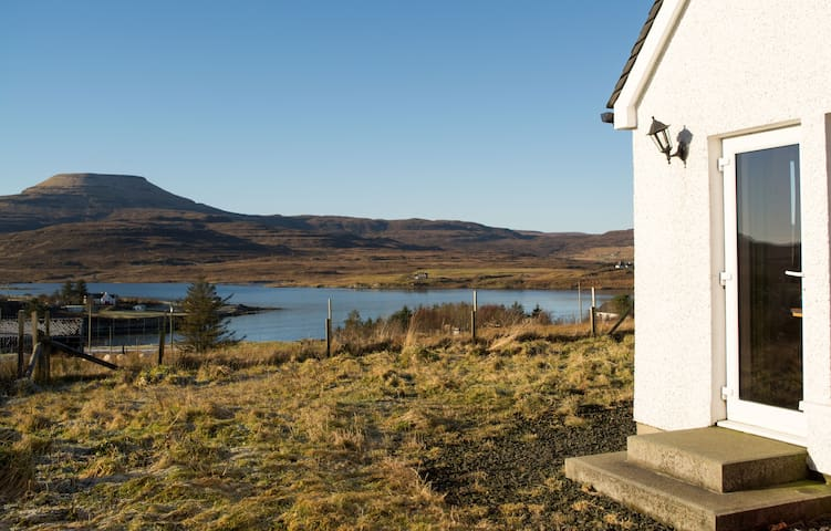 Knana Lodge - Beautiful Views - Dunvegan - Hus