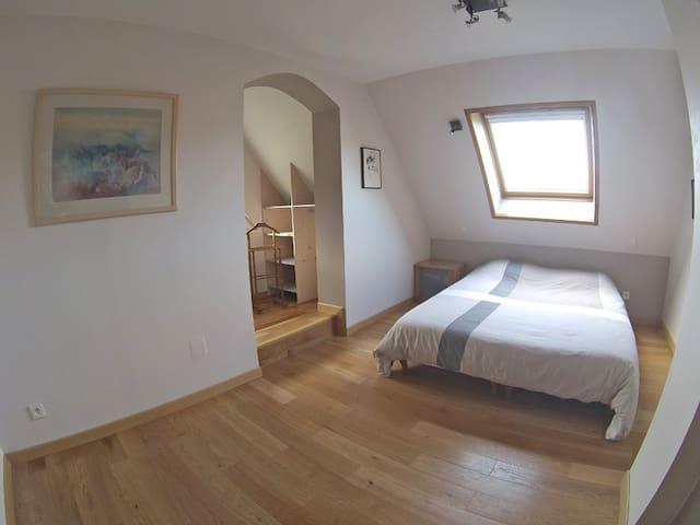 Proche Strasbourg, chambre confort - Krautergersheim - Casa