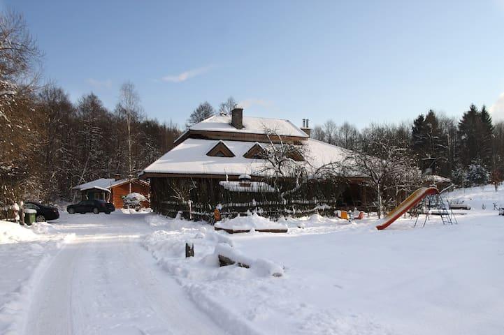Eco-manor in Minsk region - Minsk - Hus