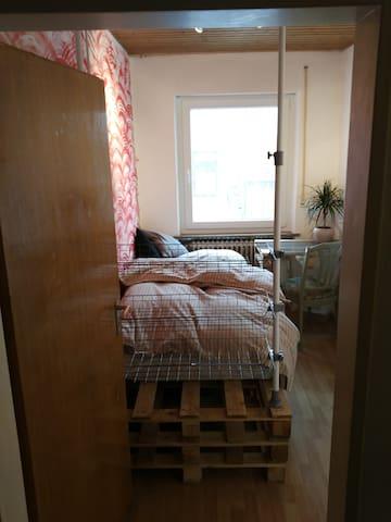 Gemütliches Zimmer in ruhiger innenstadtnaher Lage - Bamberg - Appartement