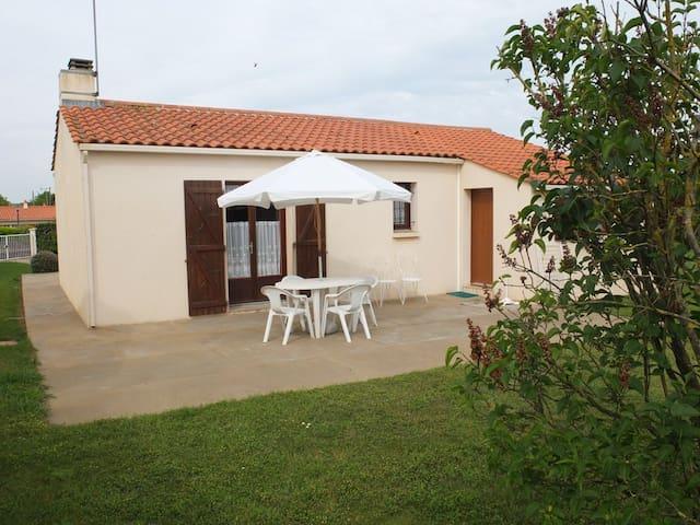 Maison en Vendée - Saint-Benoist-sur-Mer - Huis
