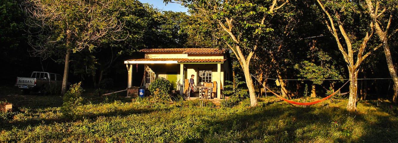 "Finca ""La Siguanaba"", a small farm! - Juayua - Ev"