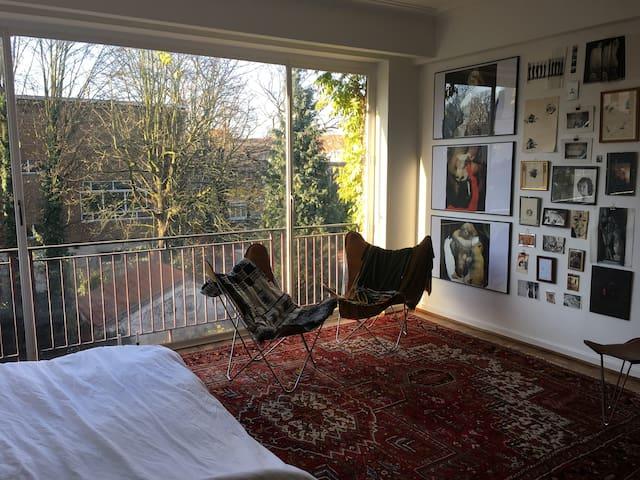 Studio apartment in the heart of Ixelles - Ixelles
