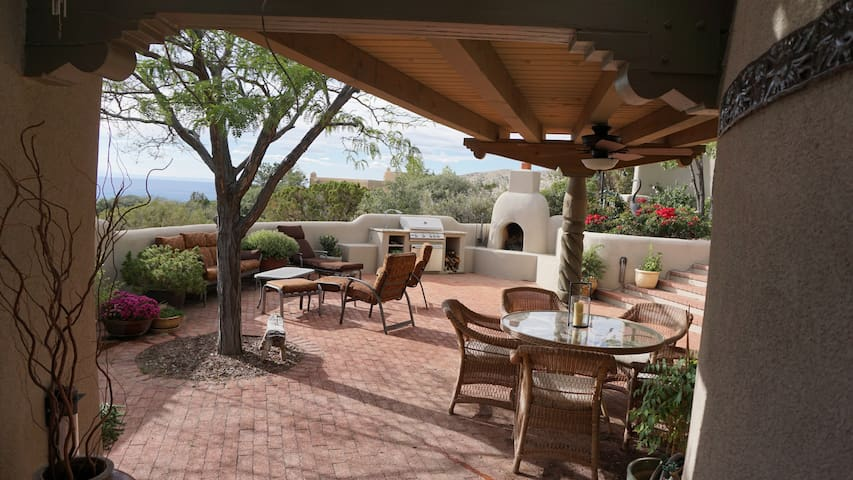 Private Casita with Stunning Views - Albuquerque - Casa de huéspedes