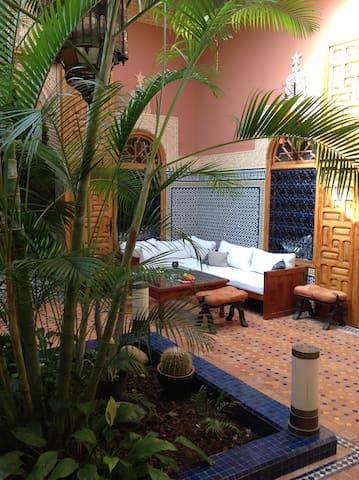 Riad marocain - Rabat - Hus