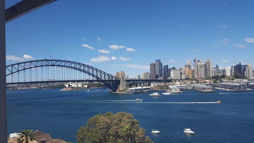 Gorgeous Studio w/ Stunning Harbour Views - McMahons Point