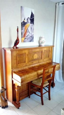 chambre chez l'habitant à la campagne - Soizy-aux-Bois - Huis