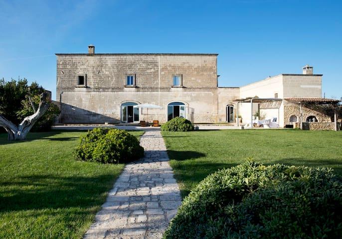 Exclusive masseria w private pool / Salento Puglia - Puglia - Vila