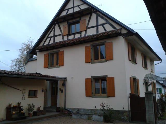 Chambres et table d'hôtes en Alsace - Magstatt-le-Bas - Pension