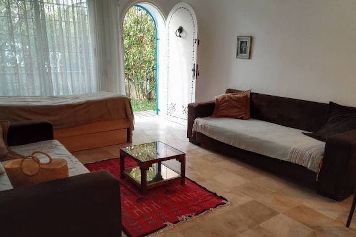 coquet bungalow en plein coeur de hammamet - Nabeul - Bungalow
