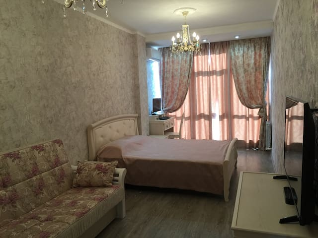 Квартира с видом на море - Gelendzhik - Lägenhet