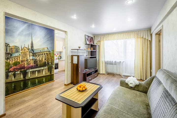 Сomfortable 2Room apartment for you - Иркутск - Departamento