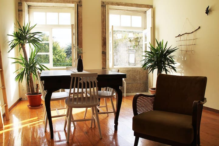 Poveiros218_ Cozy Home in Center - Porto - Daire