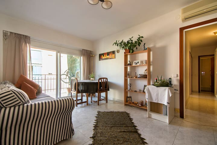 Cozy Room/18 minutes from beach. - Sant Adrià de Besòs - Byt