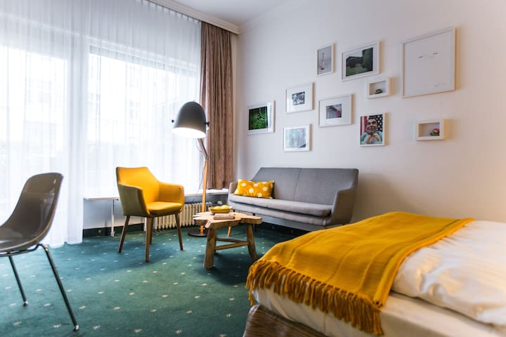 be 09 in the Villa! - Berlín - Bed & Breakfast