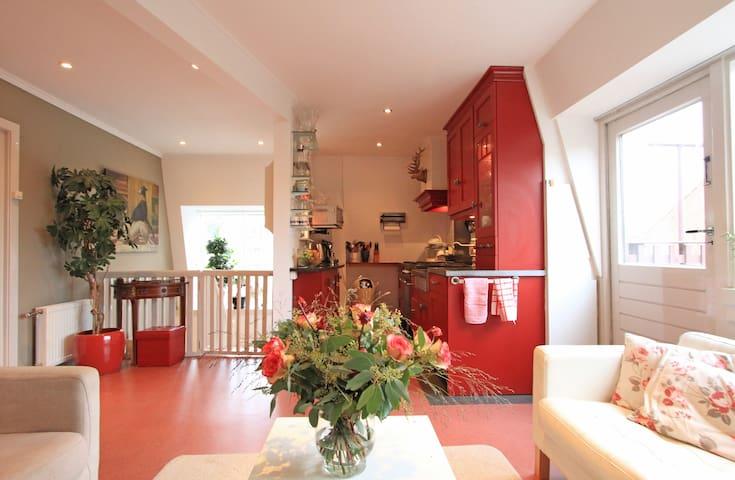 Cosy and big space to feel at home  - Koog aan de Zaan - Departamento