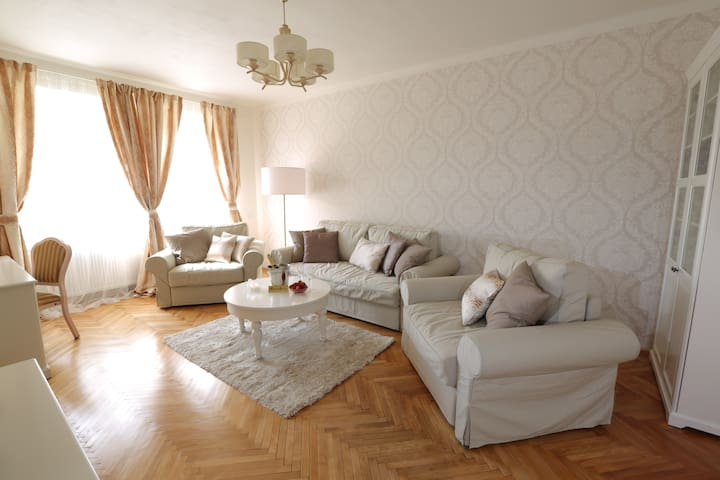 Apartment Bohemia, luxury apartment in Nymburk - Nymburk - Lägenhet