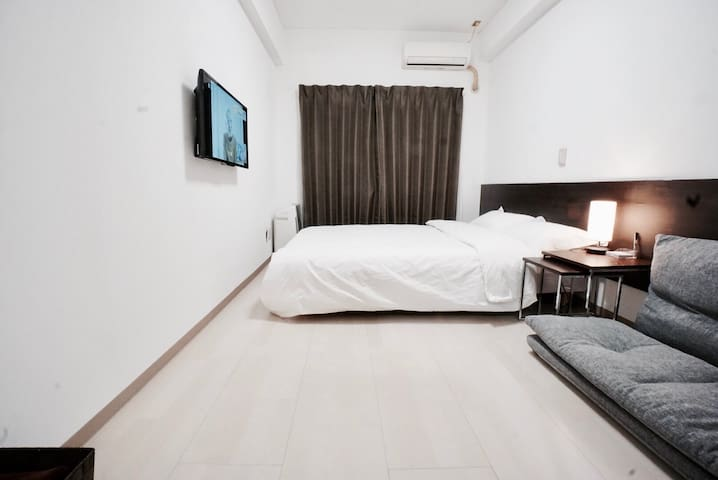 1G.Near Nagoya station!Clean room - 名古屋市 - Apartment