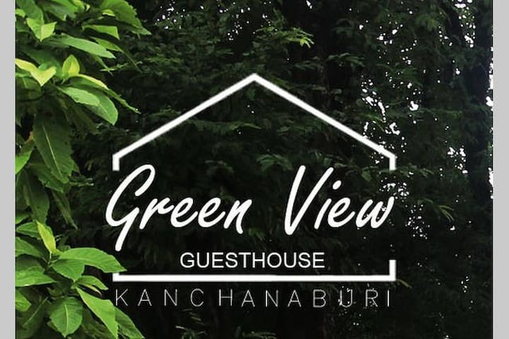 Green View Guesthouse(Fan Room) - Tamakarm  - Daire