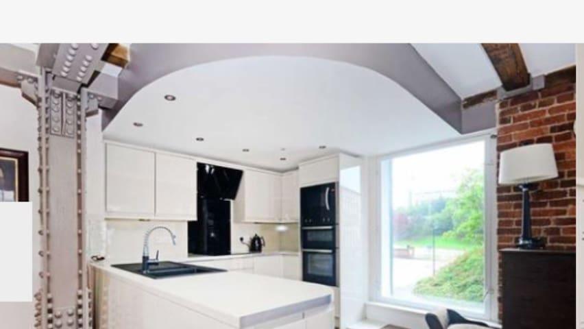 Luxury city centre loft apartment - Sheffield - Leilighet