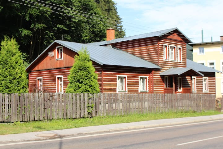 Nice friendly family accomodation - Horní Maršov - Bed & Breakfast