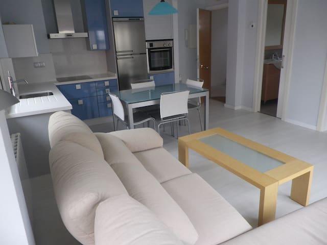 APARTAMENTO MAR AZUL: CASA PILAR - Miño  - Appartement