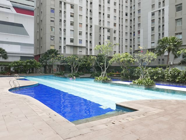 PROMO - 2 Bedroom Seaside Apartment North Jakarta - Penjaringan - Квартира