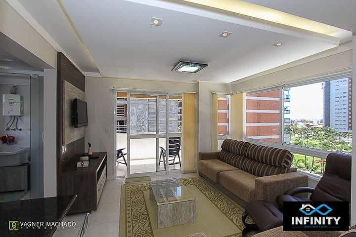 02 DORMITÓRIOS ALTO PADRÃO! - Torres - Appartement