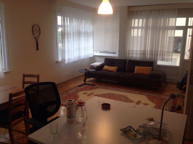 Startup-Eng-Expat-Erasmus friendly - Kadikoy - Wohnung