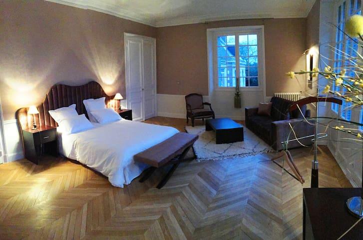 4 suites au Château de La Faye - Ménétréol-sur-Sauldre - Замок