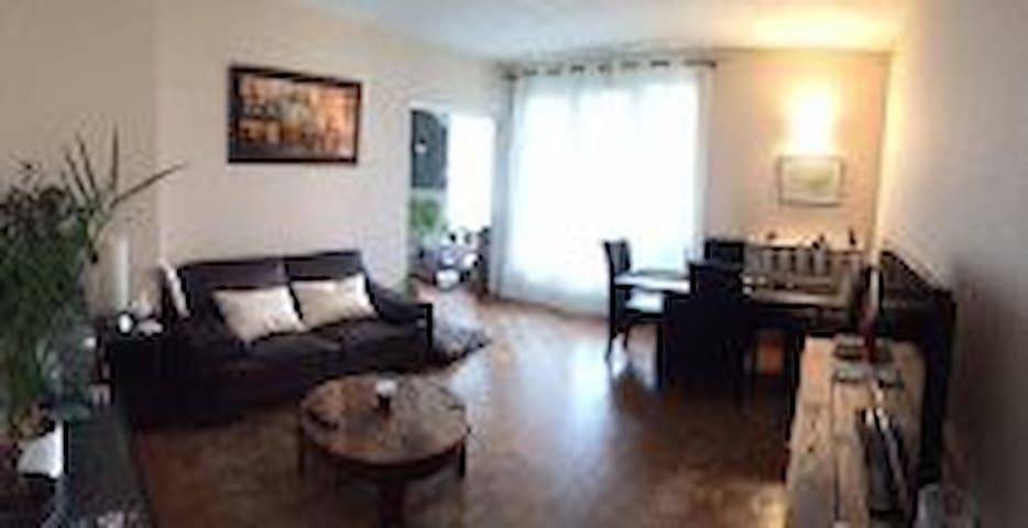 Jusqu'à 3 lits proche CDG et Paris - Mitry-Mory - Appartement