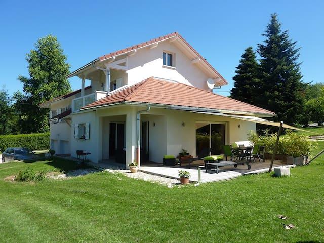 Maison entre lac d'Annecy et Lac Léman - Cruseilles