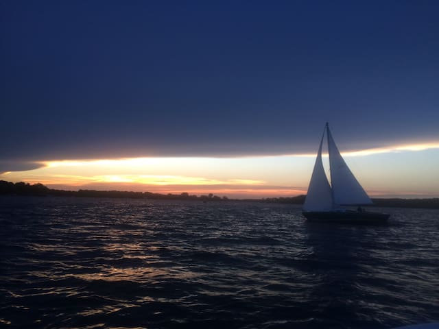 Lake Minnetonka retreat! - Excelsior - Hus