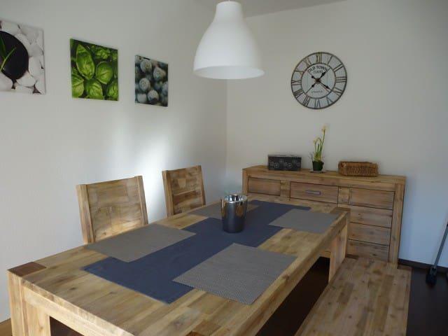 schöner Leben und Arbeiten auf Zeit - Schweinfurt - Leilighet