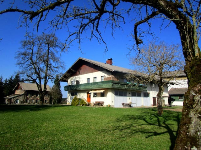Holiday on a Farm - Obertrum - Huoneisto